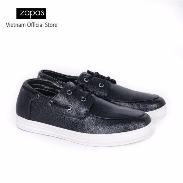 Giày Lười Nam Thời Trang Zapas - GL006 (Màu Đen)