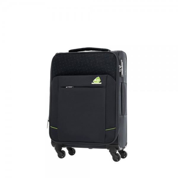 Vali vải Kamiliant DJ3*08005 Motivo TSA - Size Cabin 55/20 Exp - Màu Xám