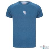 [HONEYDEAL12] Áo thun nam in hình sư tử MAXSPORT màu xanh biển - MAX1