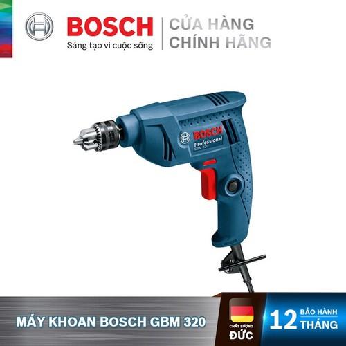 Máy khoan Bosch GBM 320 - 3165140836791