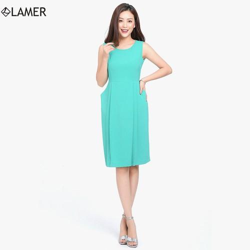 Đầm Xếp Ly Xòe LAMER - L63I18Q001-S4400